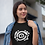 Thumbnail: Listening to myself - Oracle Girl - Unisex organic cotton t-shirt