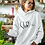 Thumbnail: Love - Oracle Girl - Unisex eco pullover hoodie