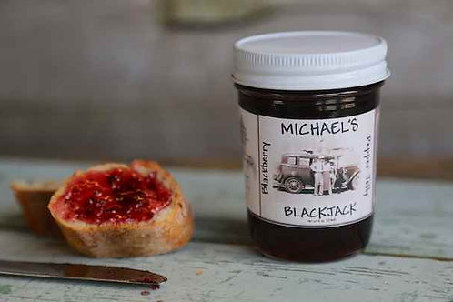 Blackberry Pepper Jelly