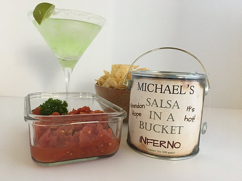 Salsa in a Bucket-inferno