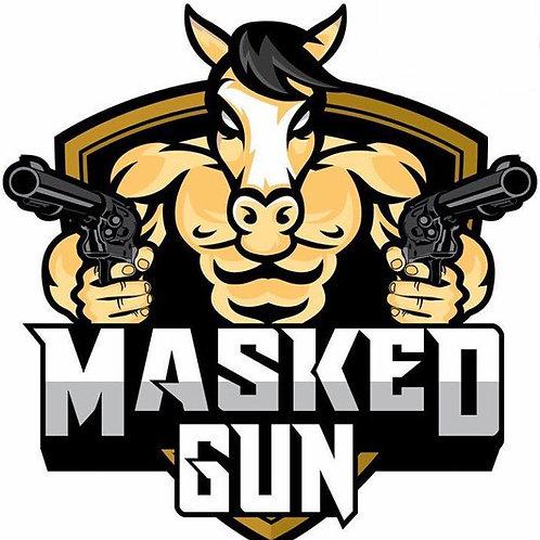 Masked Gun Breeding Booking Fee