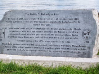 Battle of Ballantyne Memorial - June 18