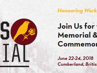 33rd annual Miners Memorial Weekend