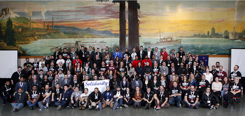 2015 ILWU Canada Young Workers Conference