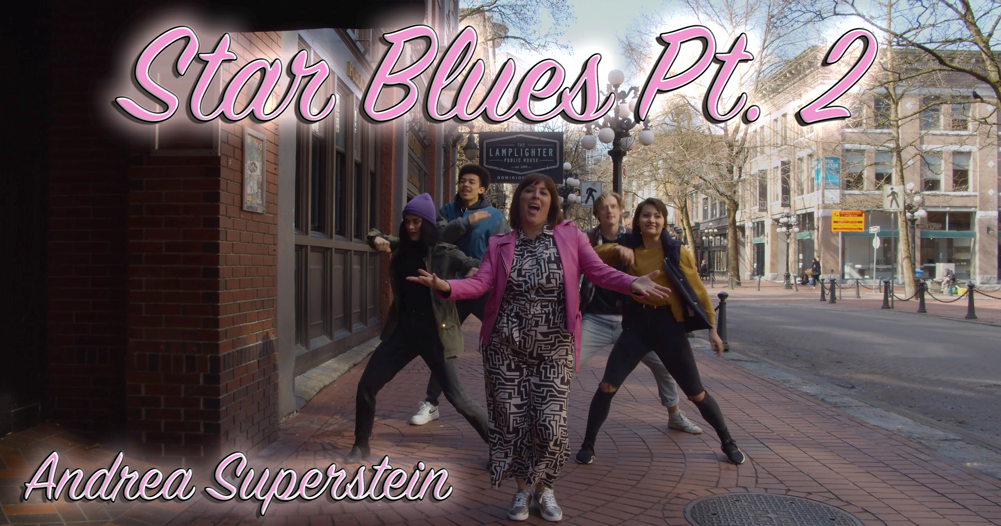 Star Blues Pt. II - Andrea Superstein