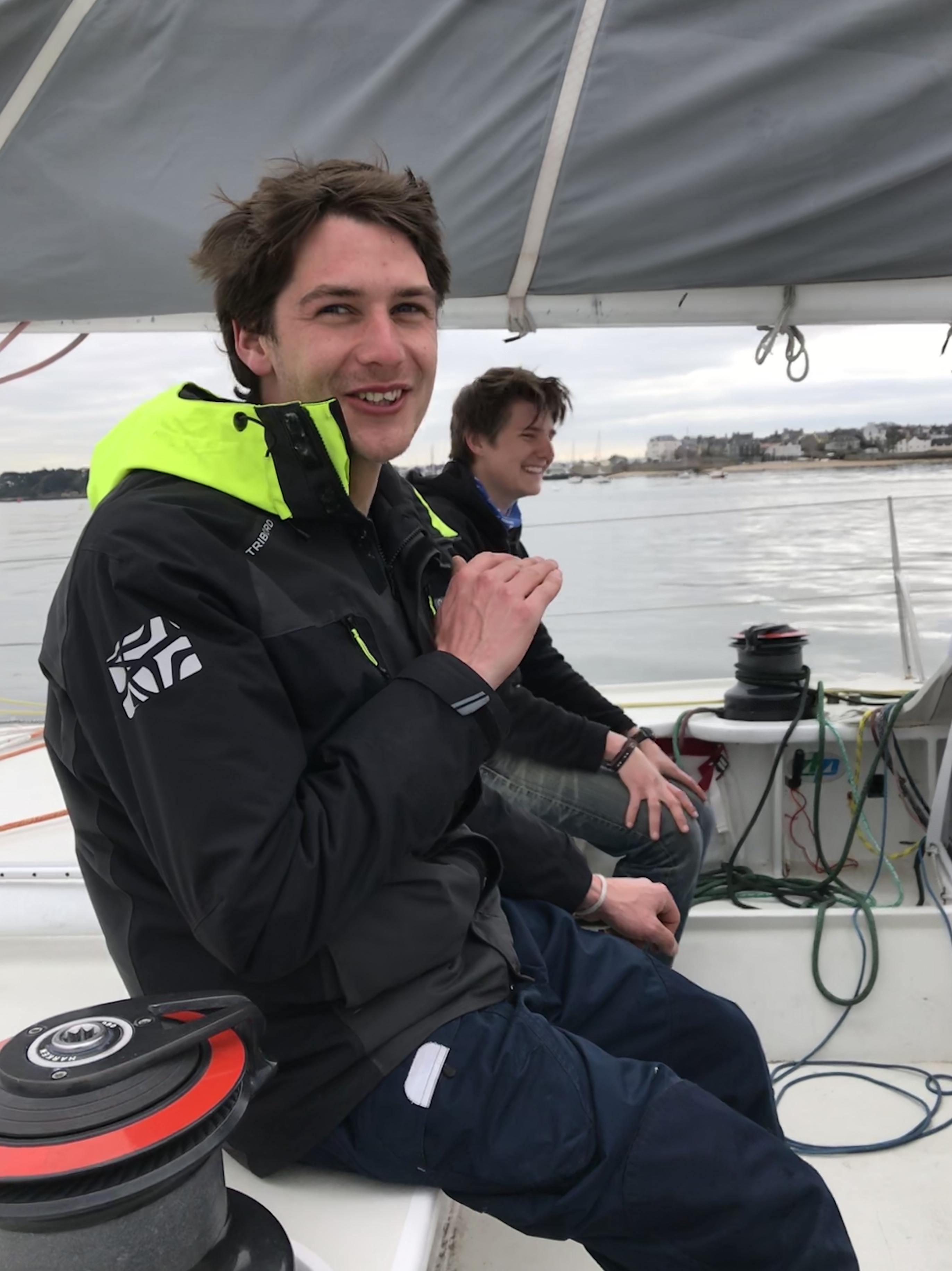 Sortie en mer pour Superbigou
