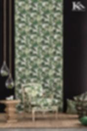 Zeleni_cvetlični_vzorci