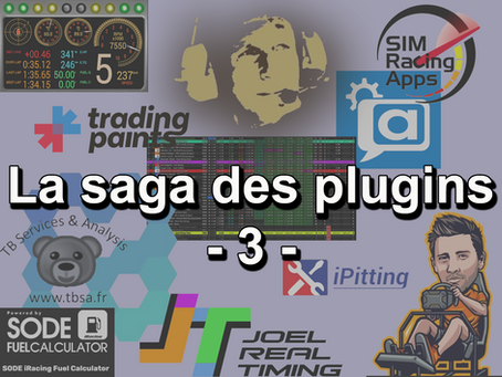 """La saga des plugins -3- Les """"Trois Gros"""""""