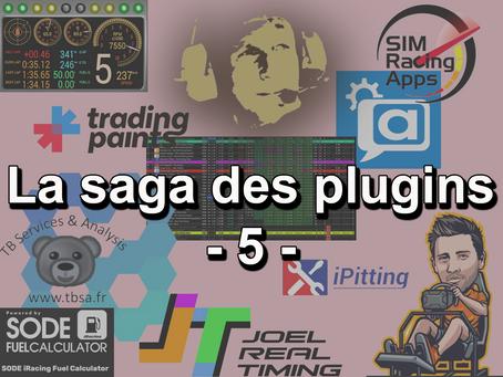 La saga des plugins -5- Pour finir : Rester calme