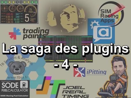 """La saga des plugins -4- Les """"autres"""""""