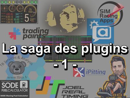 La saga des plugins ! Généralités