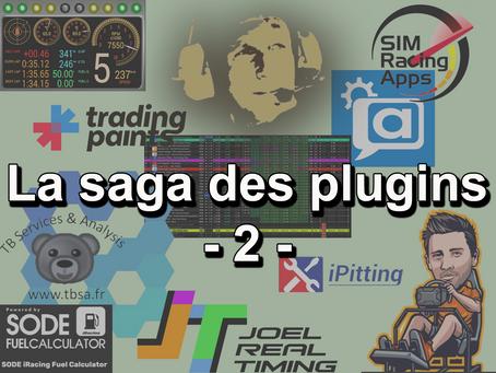 La saga des plugins -2- Les peintures