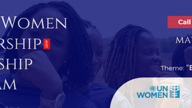 Call for Application for Young Women Leaders