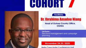 Meet Our Lead Facilitator Dr. Ibrahima Amadou Niang