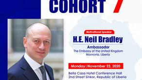 Meet one of Our Motivational Speakers, H.E Neil Bradley