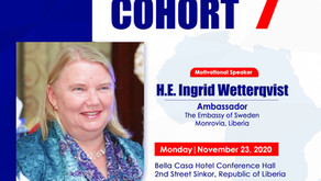 Meet One of Our Motivational Speakers, H.E. Ingrid Wetterqvist