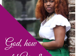 God, How could You? How to cope with God's will when it's far from your own.