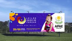 Campanha Leilão APAE 2019
