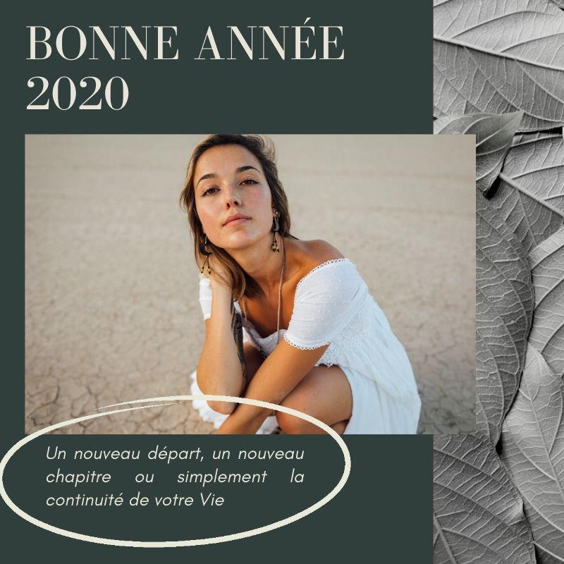 Bonne année 2020 de Famille en équi'Libre