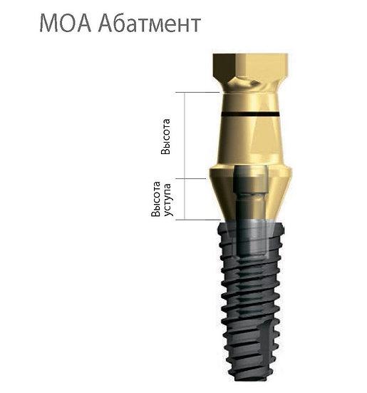 MOA Абатмент