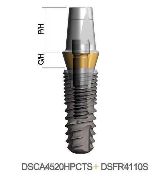 Прямой абатмент [Hex] (P/H 5.5mm)