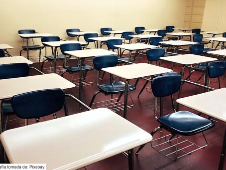 Los colegios públicos de Sabana Centro se preparan para retornar a la presencialidad