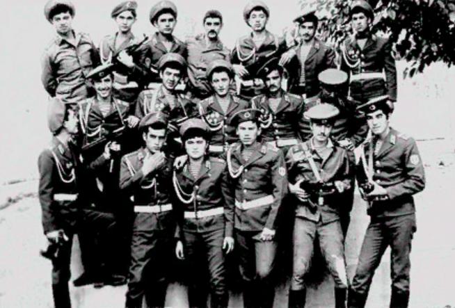 Первый мусульманский батальон, командир Хабибджан Таджибаевич Холбаев (узб. Habibjon Tojibayevich Xolbayev)