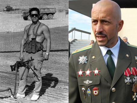 Кавалеры трех орденов Красной Звезды (за Афган)