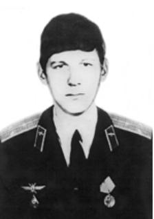 Шишов Константин Иванович. Старший лейтенант, помощник командира самолета «Ил-76» В/ч 06965 ТуркВО