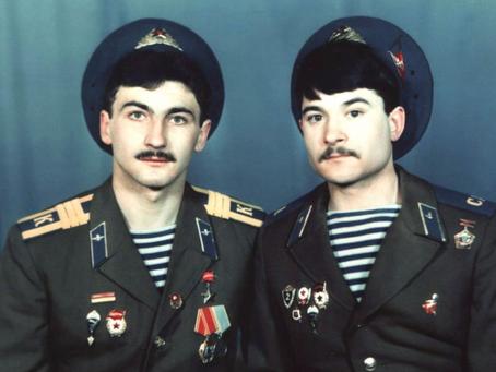Почему десантники носят тельняшки
