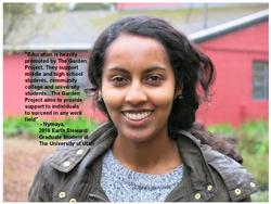 Nymaya, Grad. Student Univ. of Utah