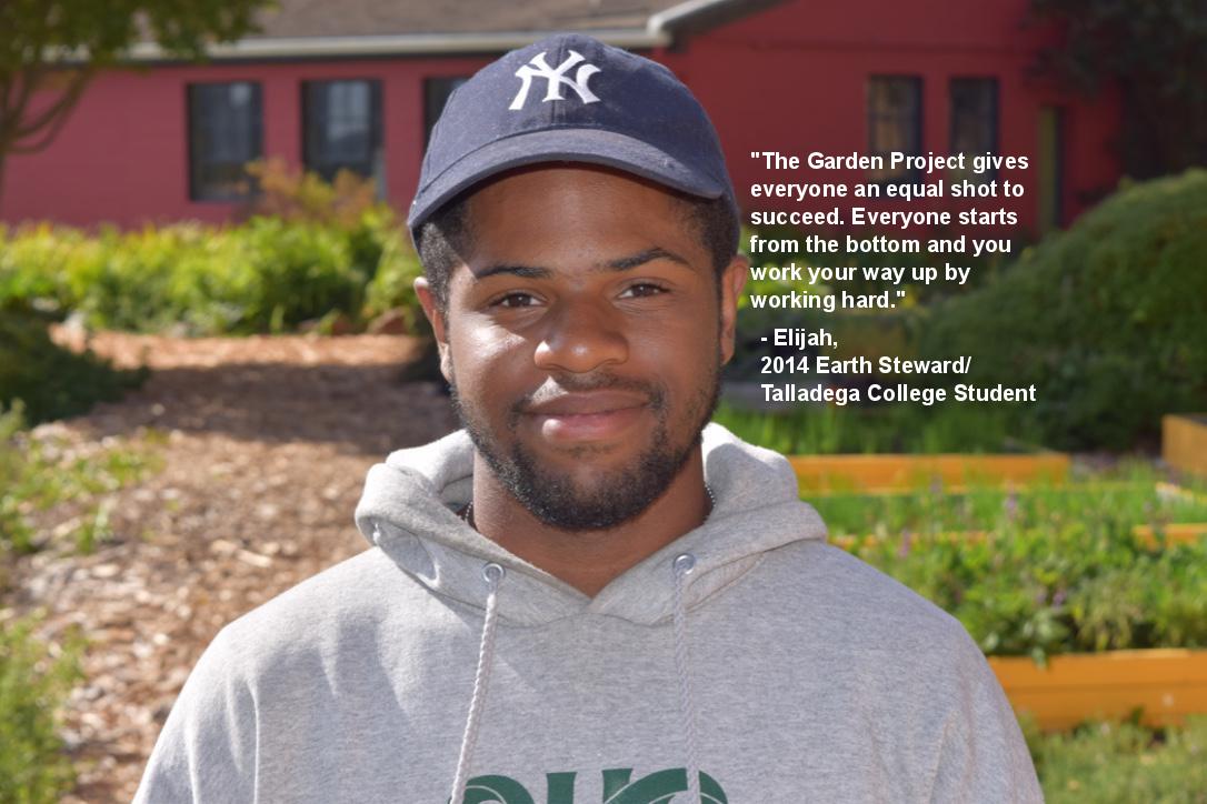 Elijah, Talladega College Student
