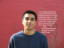 Jose, SF State Student, SFPD Cadet