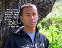 Khai, SF State Student, SFPD Cadet