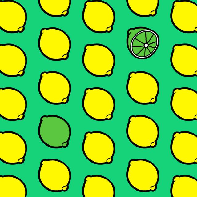 lemon TOKIDOKI lime