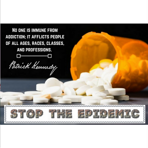 Stop The Epidemic
