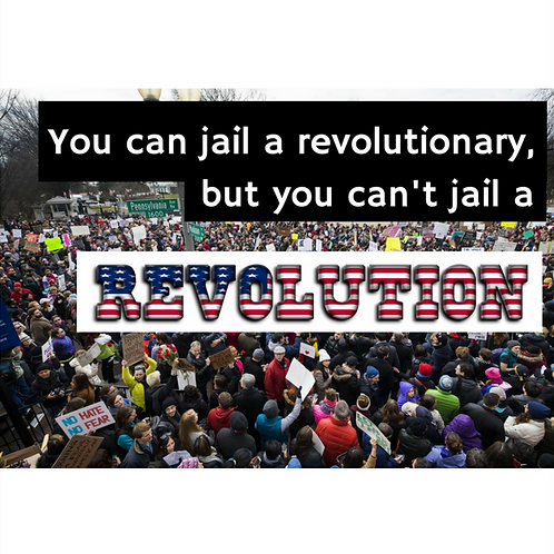 You Can't Jail a Revolution