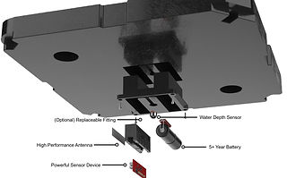 DMS Smart Access Cover components