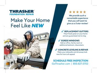 Thrasher print handout