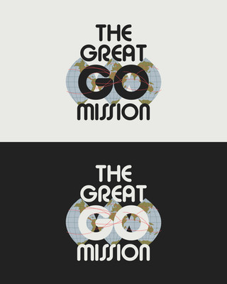 The Great Go Mission logo
