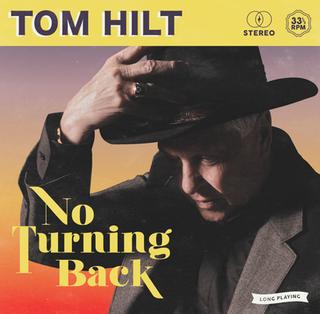 Tom Hilt album packaging