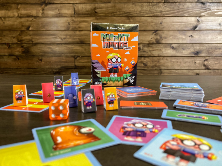 Mutant Mudds Deluxe Gold Contents