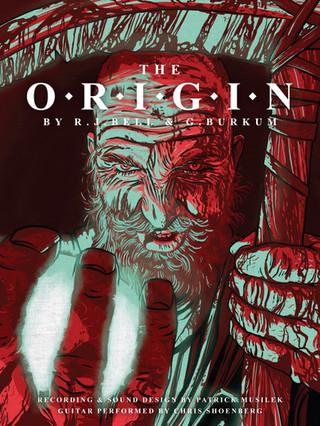 The Origin book cover