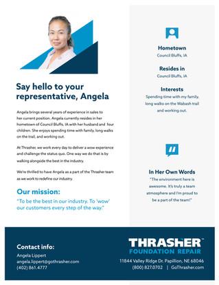 Thrasher Bio Page