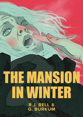 The Mansion In Winter book cover
