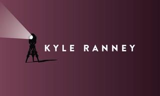 Kyle Ranney videographer logo