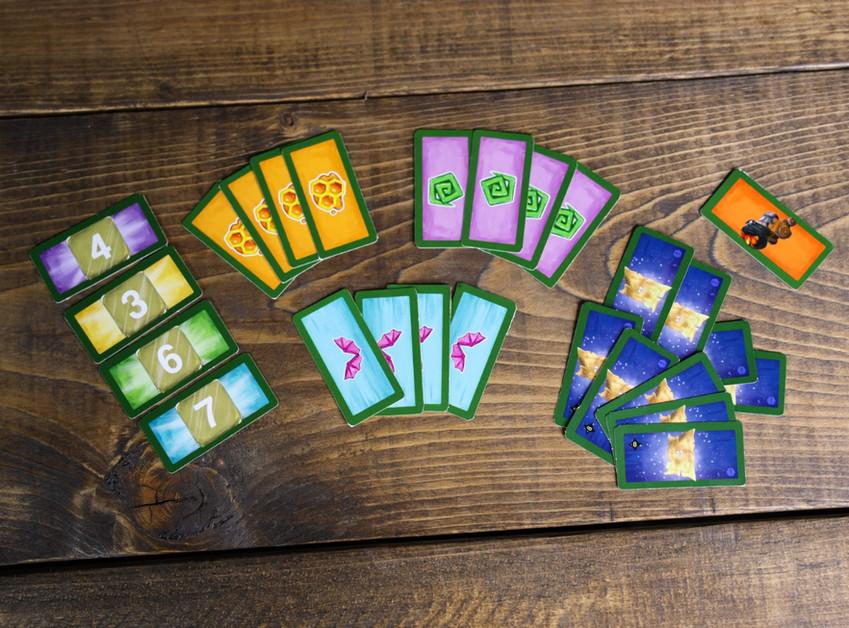 Yooka-Laylee Token Cards