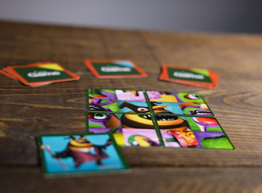 Yooka-Laylee Face Match Mini Game