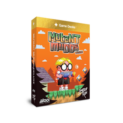 #001 Mutant Mudds Deluxe Gold Edition