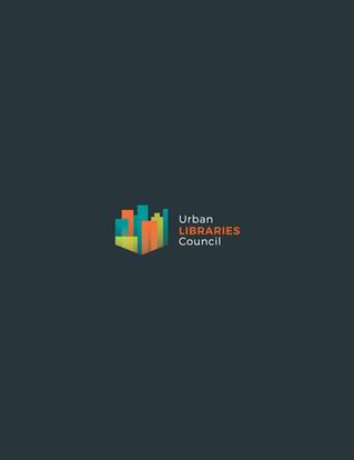 Urban Libraries Council Logo concept